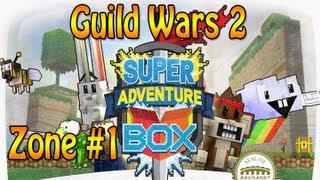 Guild Wars 2: Super Adventure Box - Best April Fools Thing Ever! #1