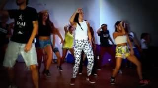 DING DONG - WUL UP  [DANCEHALL INSTRUCTION] - JuL'B Class