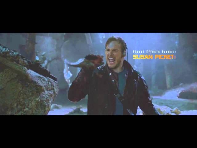 Típicas canciones de película IV: Guardianes de la Galaxia