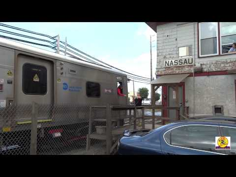 MTA LIRR: Train 654 Hooping Orders From Nassau Tower