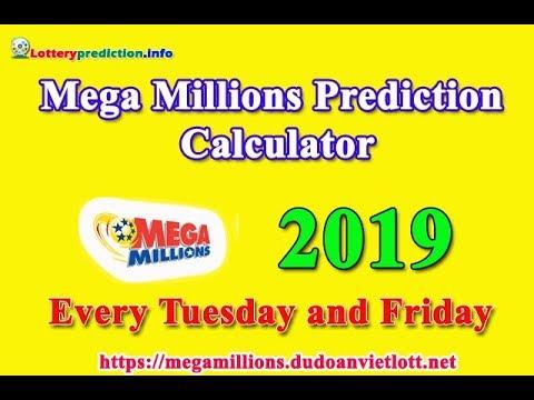 Mega Millions Prediction Calculator 2019