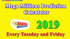 Mega Millions prediction calculator 2019