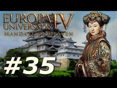 Europa Universalis IV: Mandate of Heaven | Japan - Part 35