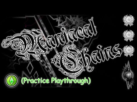 Maniacal Chains Practice Playthrough (Coinless Run)