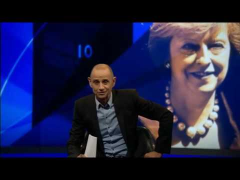 Theresa May shuffles Cameron's cabinet pack