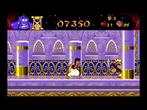Longplay: Disneys Aladdin (1994) [MS-DOS]