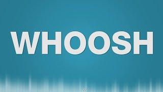 Whoosh SOUND EFFECT - Vorbeirauschen Komet Zisch Husch SOUNDS