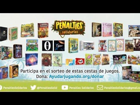 Sorteo de Penalties Solidarios