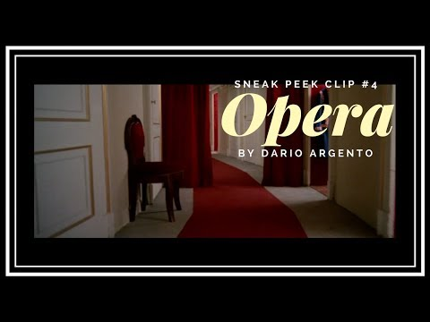 Dario Argento - OPERA - Sneak Peak Movie Clip #4