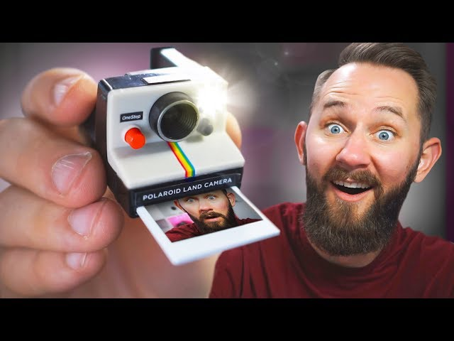 10 of the Worlds Smallest Working Products!