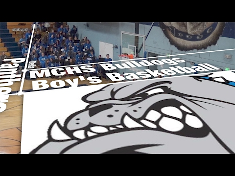 2017 Moffat County High School Boy's  Basketball - GO