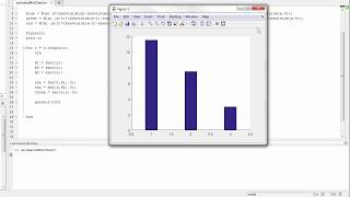 MATLAB - How, um ein animiertes Balkendiagramm mit Farb-Interpolation