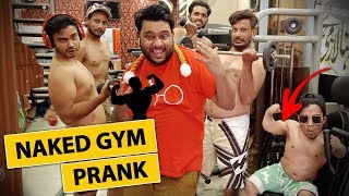 | GYM PRANK Part 4 | By Nadir Ali & Team In P4 Pakao 2019