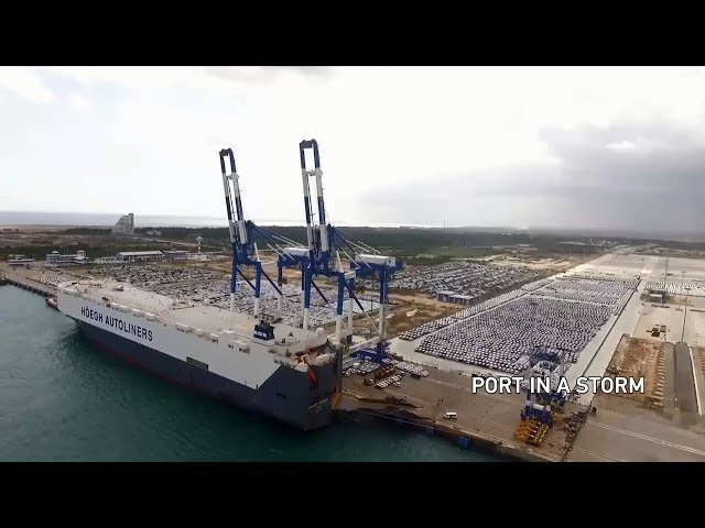 A Long Voyage to Success: China's investment in Hambantota Port faces several challenges