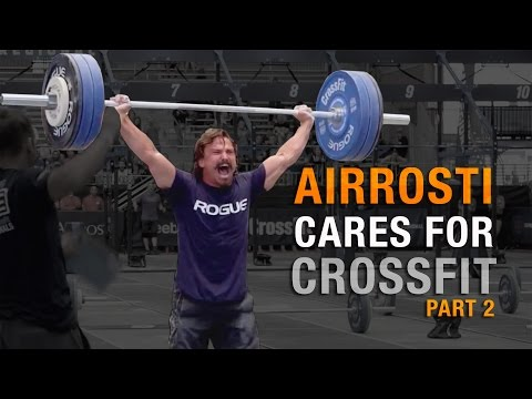 2016 CrossFit Games Behind-the-Scenes Airrosti Documentary-Part 2