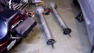 С5 корвет механічна 6-ступінчаста крутний момент трубка невдачі і проблеми частина 1 з 2