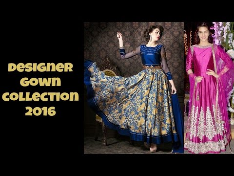 Designer Gown Collection