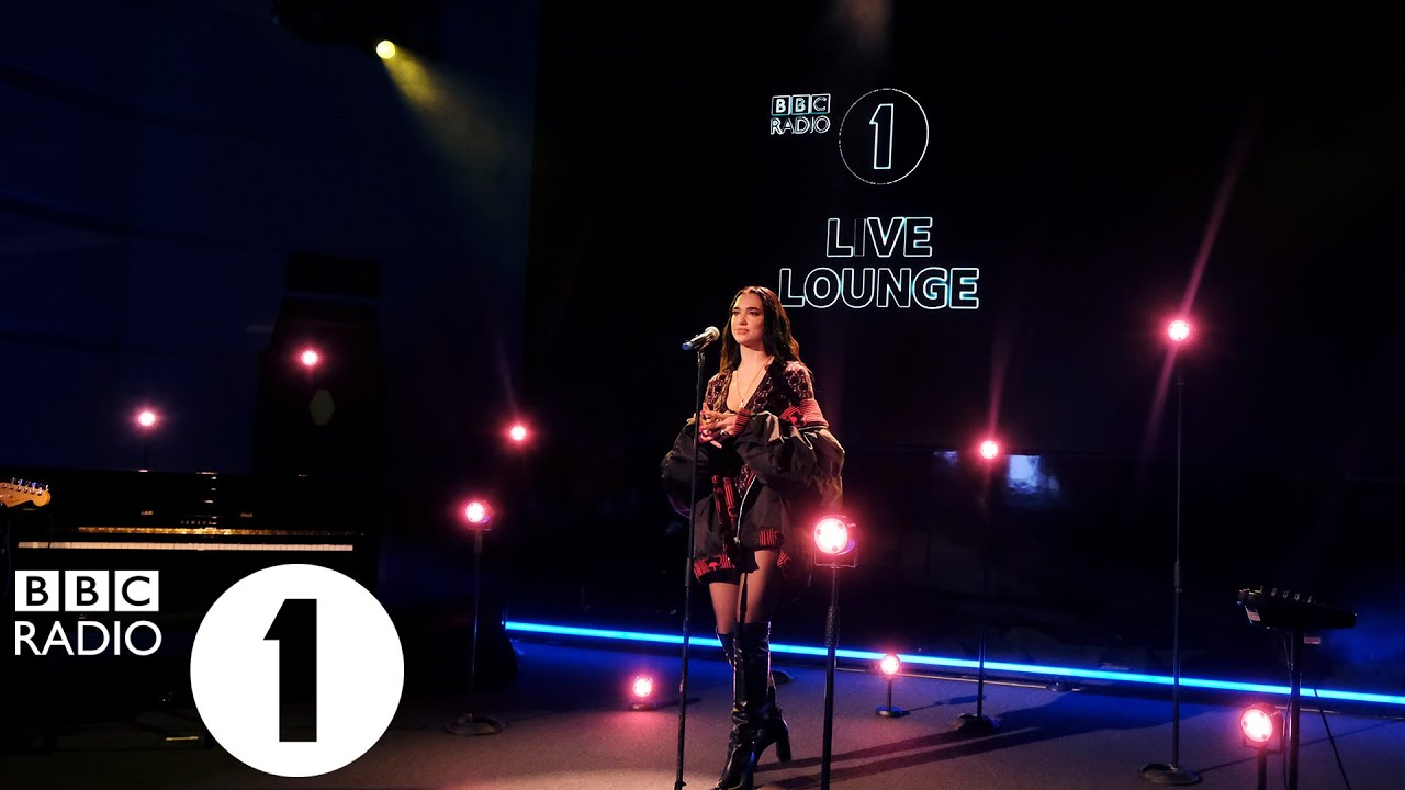 Dua Lipa - We're Good in the Live Lounge