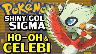 Pokémon Shiny Gold Sigma (Detonado - Parte 63) - Lendários Celebi e Ho-Oh!