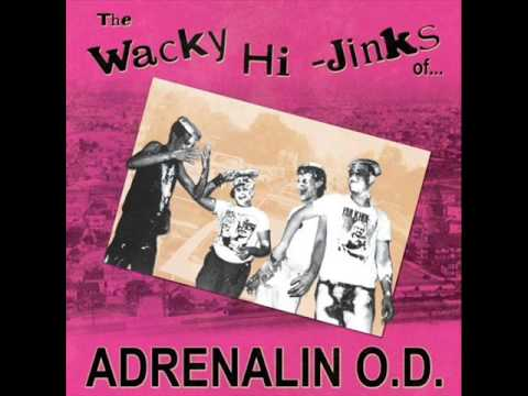 Adrenalin O.D. - Rock & Roll Gas Station