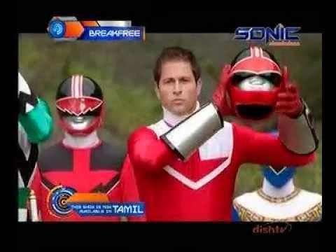 Power Rangers Super MegaForce legendary Battle (Hindi)