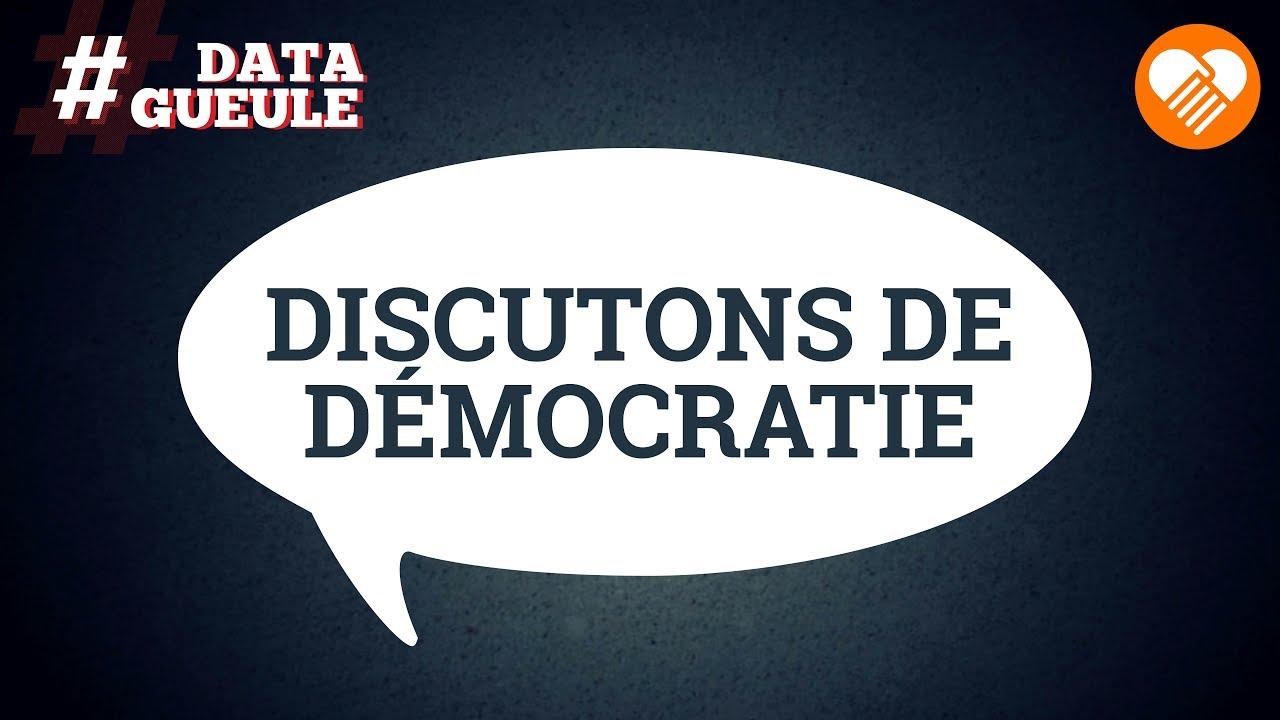 Citaten Democratie Live : Live discutons de démocratie datagueule youtube
