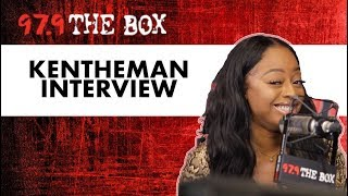 "KenTheMan Breaks Down ""He Be Like,"" & Why She Writes Her Own Bars [EXCLUSIVE]"