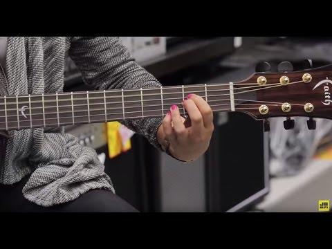 faith fncehg neptune electric acoustic guitar review feat madeleine jayne jb hi fi youtube. Black Bedroom Furniture Sets. Home Design Ideas