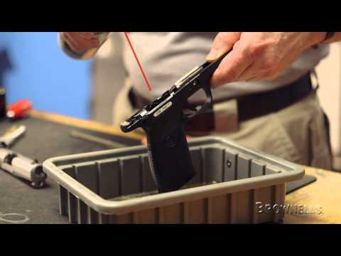 Firearm Maintenance:Ruger SR-9 Cleaning — Part 2/4