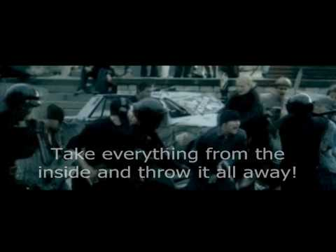 Linkin Park - From The Inside (Official Music Video) with onscreen lyrics