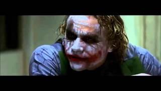 Joker Interrogation scene (3D Audio for Headphone)