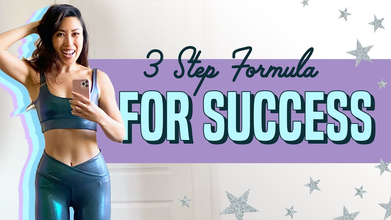 My 3-step formula for crushing ANY goal