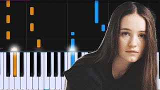 "Sigrid - ""High Five"" Piano Tutorial - Chords - How To Play - Cover"