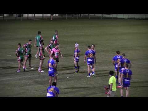 2017 Rnd7 Div1 Nambour Crushers v Noosa Pirates H2
