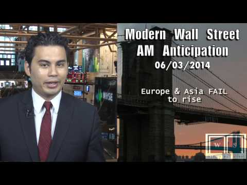 AM Anticipation: Futures rise on Chinese data, Obama off to Europe
