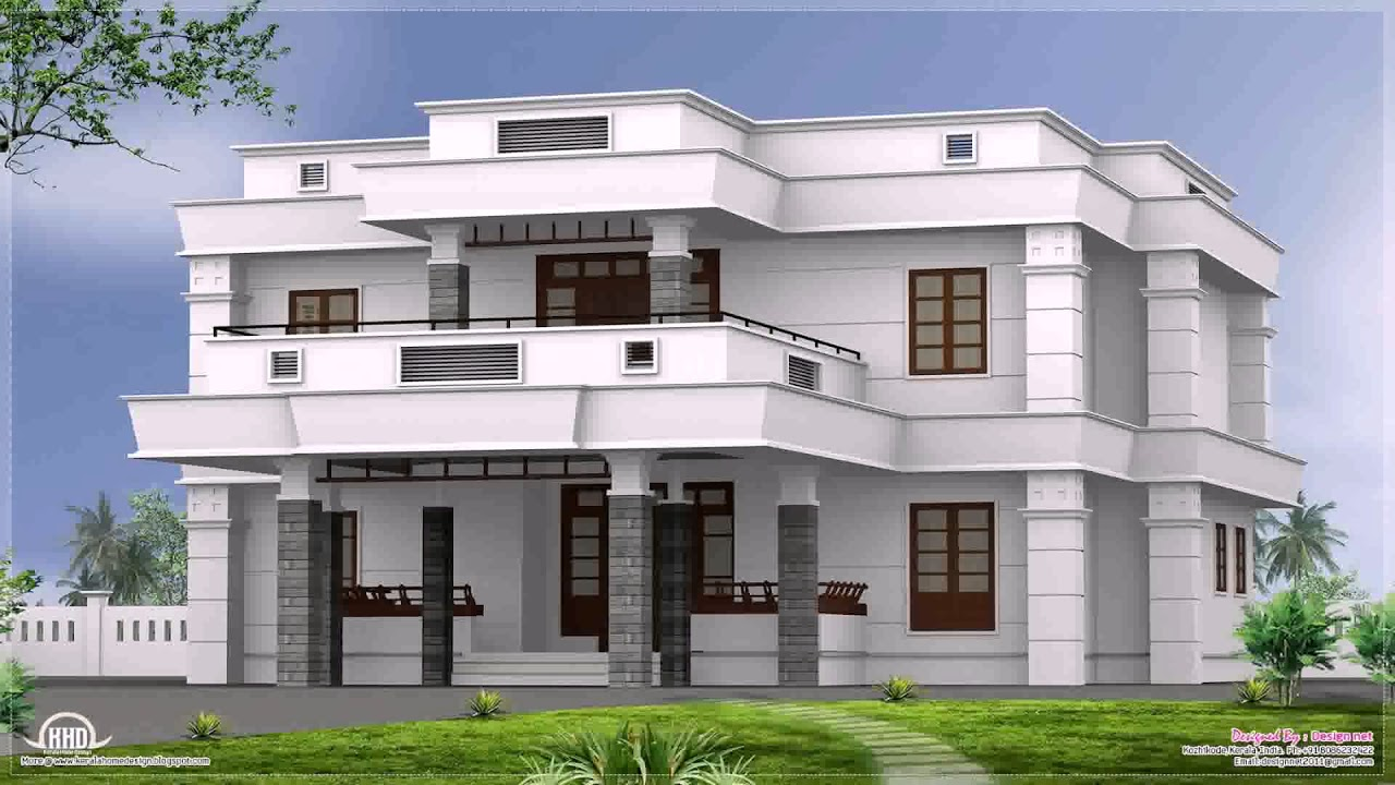 Parapet design for house