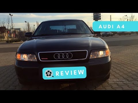 Audi A4 B5 In Depth Review