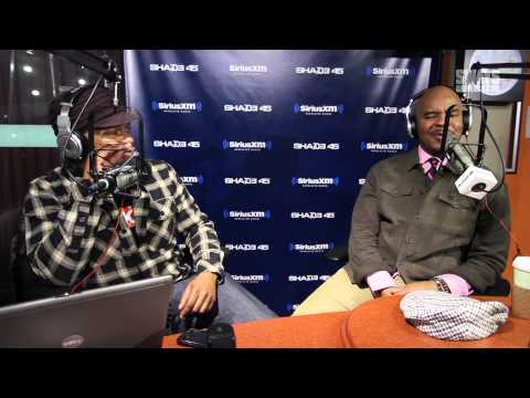 David Alan Grier Does a Funny Muhammad Ali Impersonation on Sway in the Morning