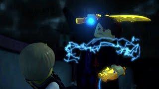 Lego Battle Between Brothers