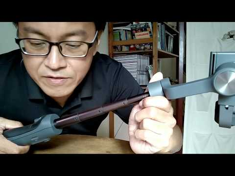 Unboxing The SMOVE MOBILE Smartphone Stabilizer [live recording]
