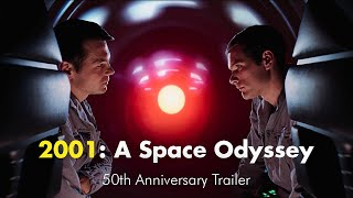 Stanley Kubrick's 2001: A Space Odyssey Trailer | 2018 Edit [50th Anniversary]