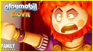 PLAYMOBIL: THE MOVIE (Animation 2019) | Discover a new world in first trailer