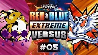 Pokemon Red and Blue EXTREME Versus - EP05 | KEEPIN IT 100!