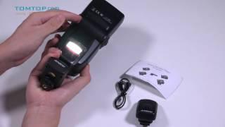 Universal Flash Speedlite  for Canon Nikon Olympus Pentax DSLR Cameras