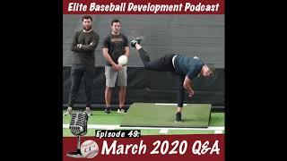 CSP Elite Baseball Development Podcast: Reliever Lifting, Biceps Tenodesis, and Batter's Shoulder