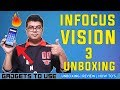 Infocus Vision 3 Not Just Unboxing and Things Others Wont Tell You