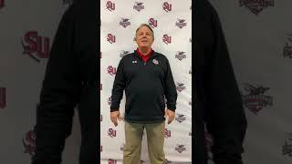 Coach Stan Hodgin of Shenandoah University is coming to Air Raid Nation 2020