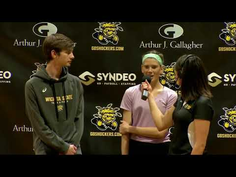 Track and Field Interviews: Distance Runners