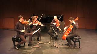 Quartetto 2, Francis Ubertelli, Quatuor Cobalt