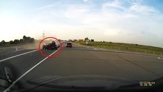 Водитель крут - 'Оке' капут. Подборка ДТП с участием автомобилей 'Ока'